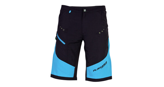 Platzangst Trailslide Short Men black/blue